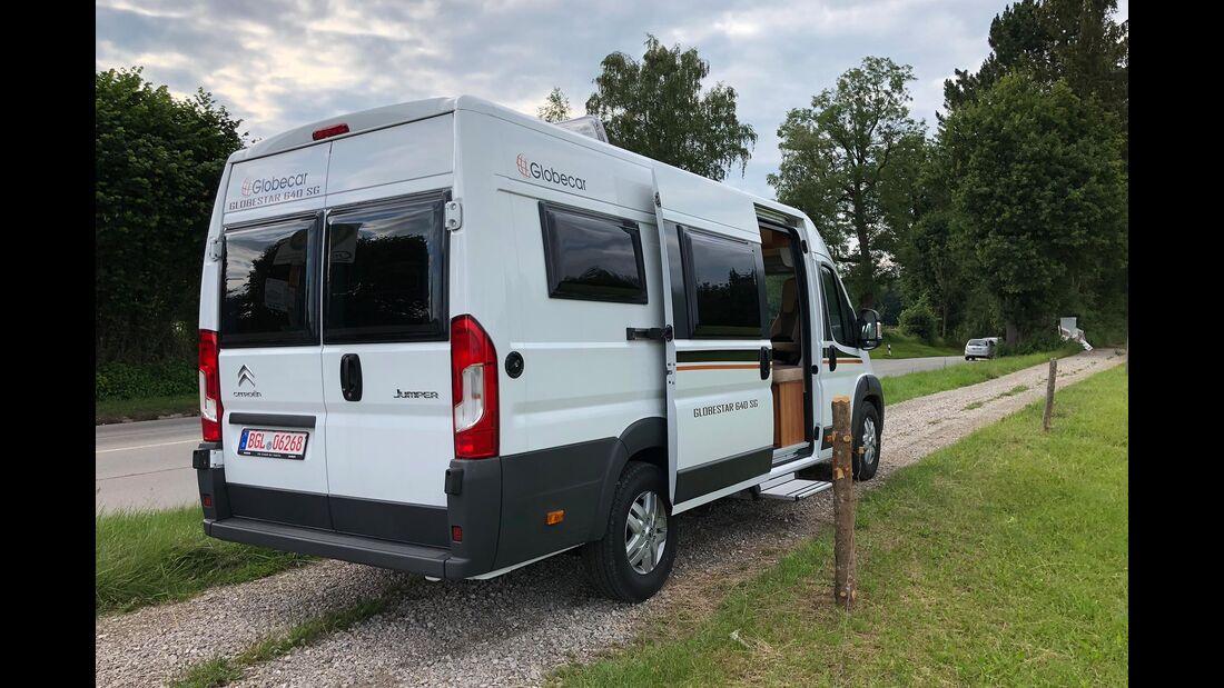 Globecar Globestar 640 SG (2019)