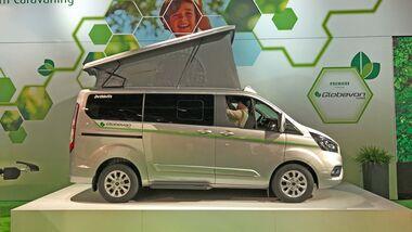 Globevan E-Hybrid (2020)