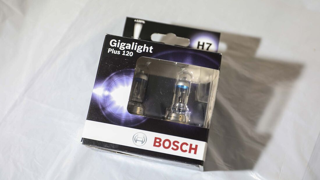 Glühlampen-Test