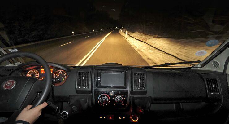 Led H7 Lampen : H glühleuchten für wohnmobile im test promobil
