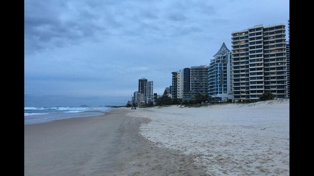 Gold Coast bei Brisbane