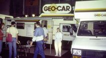 Goldschmitt Geo-Car auf dem Caravan Salon Essen