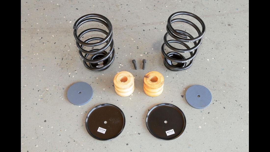 Goldschmitt-Kit für die Hinterachse ohne neuen Stoßdämpfer