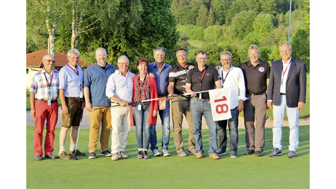 Golf-Cup 2019