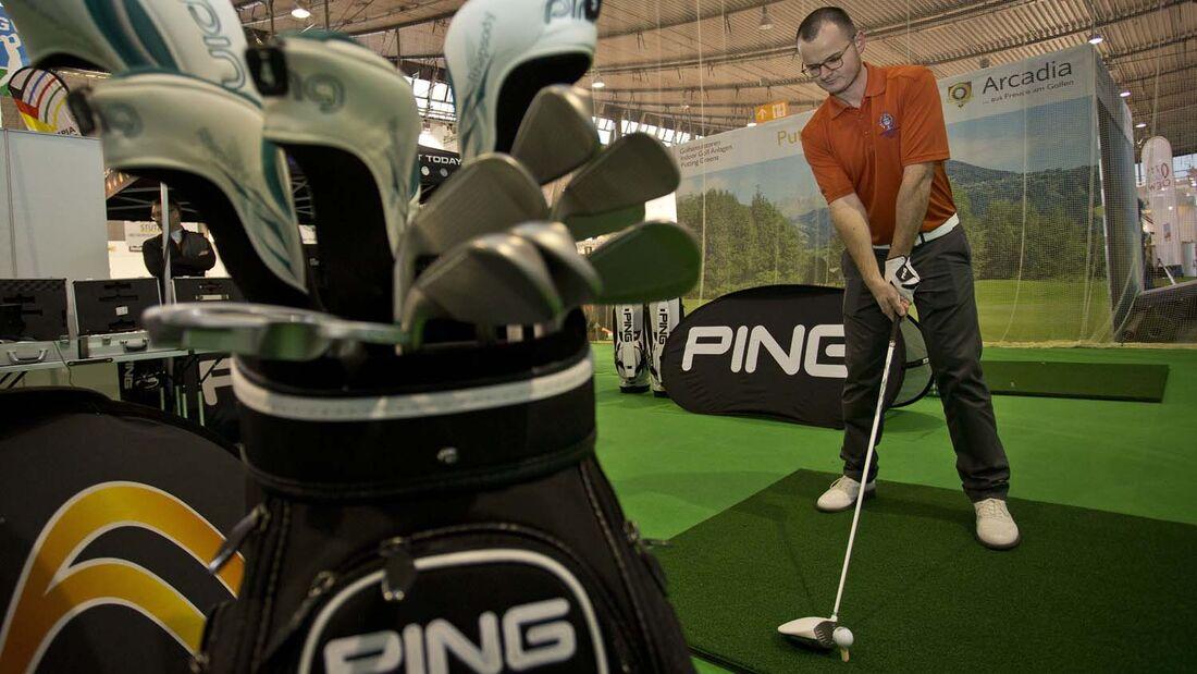 Golf &WellnessReisen auf der CMT 2015