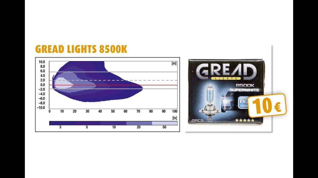 Gread Lights 8500K
