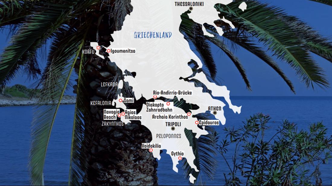 Griechenlandreise