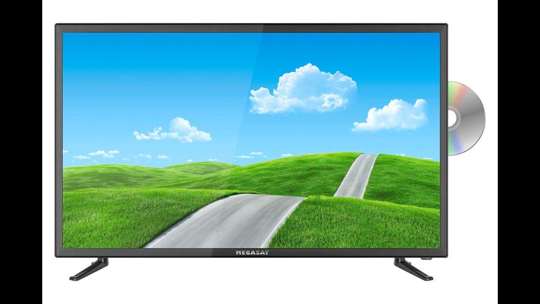 Großflächige 32 Zoll bietet der Bildschirm des LED-Fernsehers Royal Line 32.