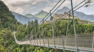 Hängebrücke Highline179 Tirol