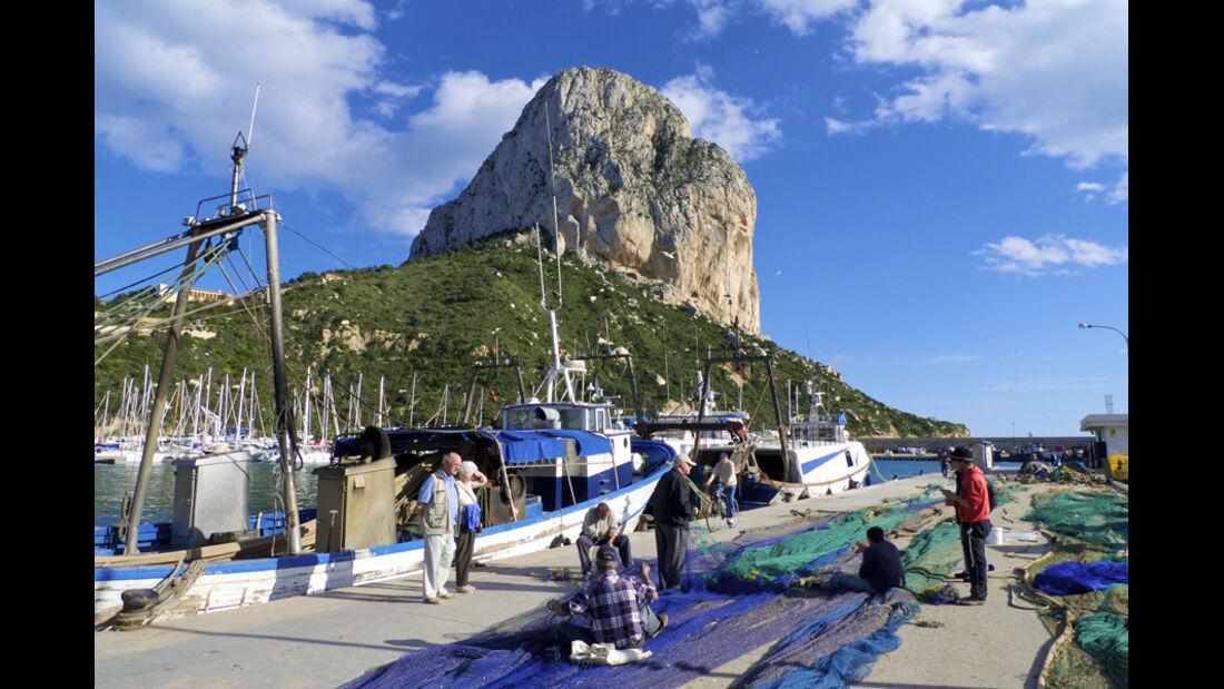 Hafen Costa Blanca