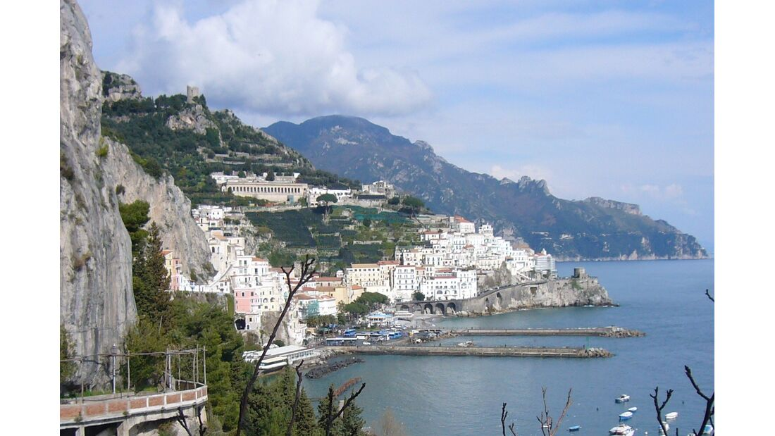 Hafen Neapel