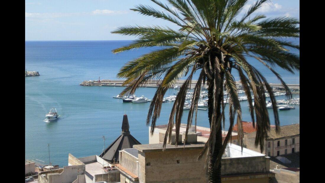 Hafen Sizilien