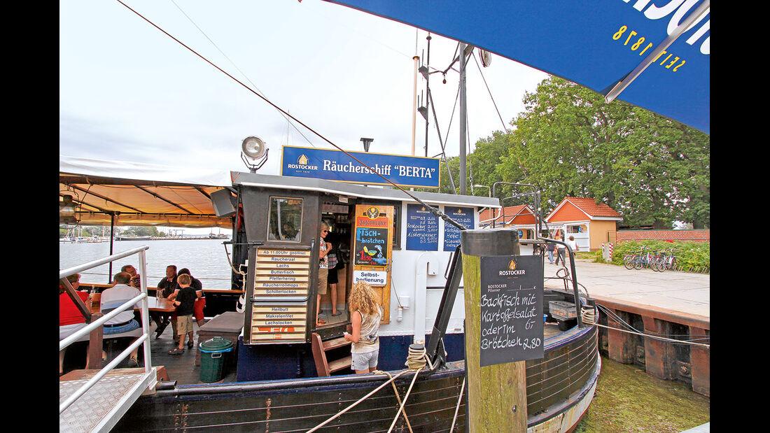 Hafen von Lauterbach