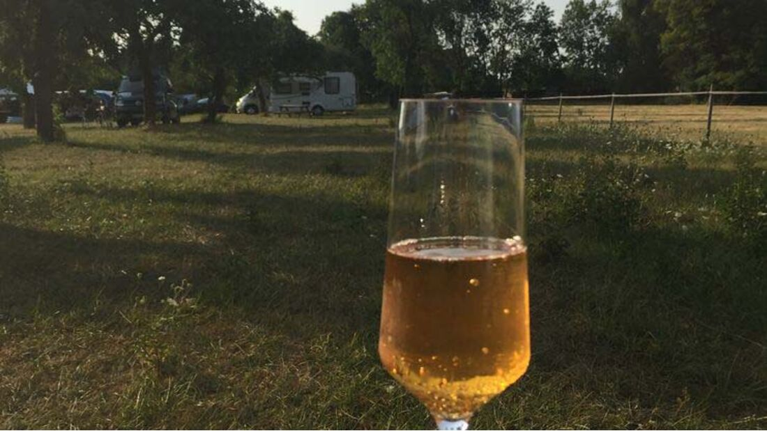 Halt Camping-Car Etangs de Mandre
