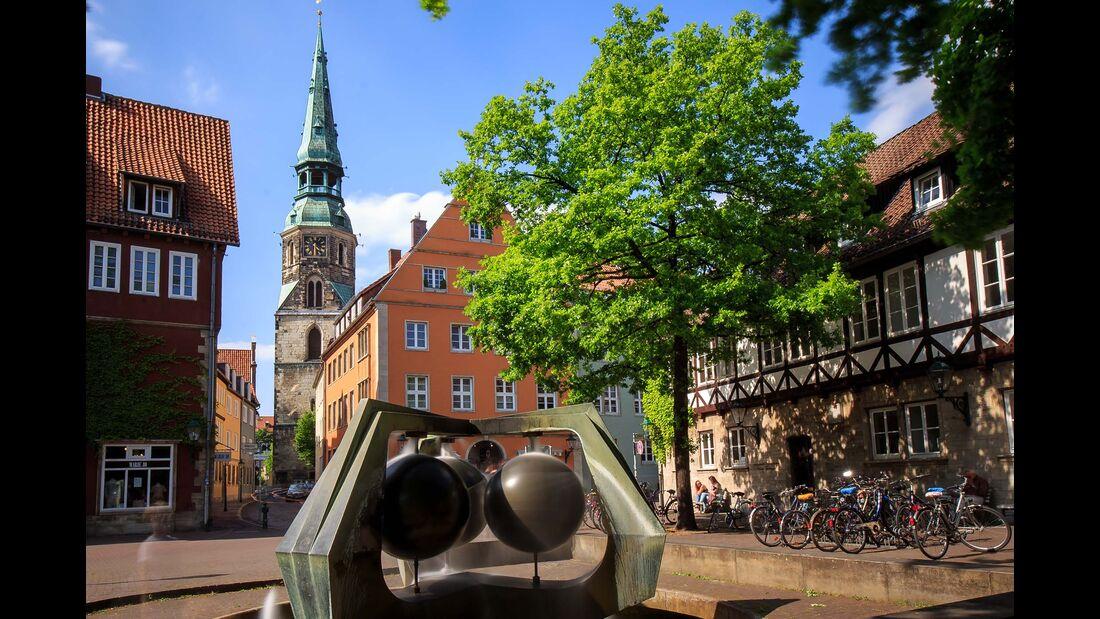 Hannover Altstadt Marktkirche