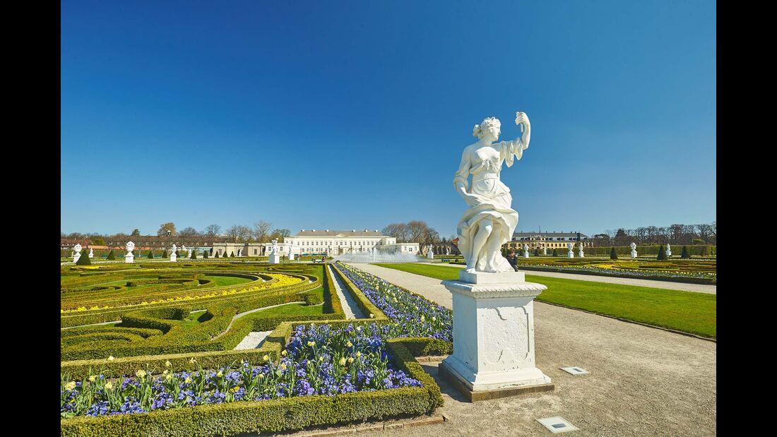 Hannover Herrenhäuser Gärten