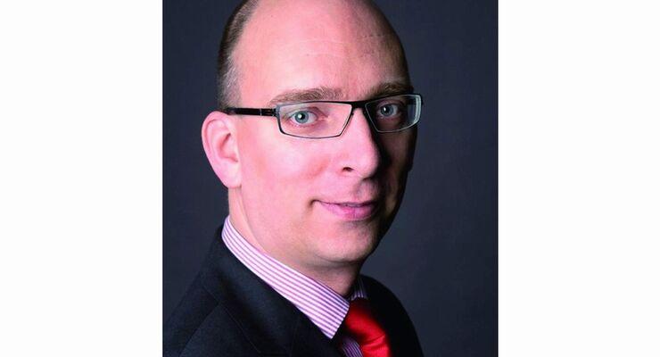 Hans Posthumus neuer Marketingleiter, seine Schwerpunkte sind Prozessoptimierungen und Ausbau der Aktivitäten im In- und Ausland