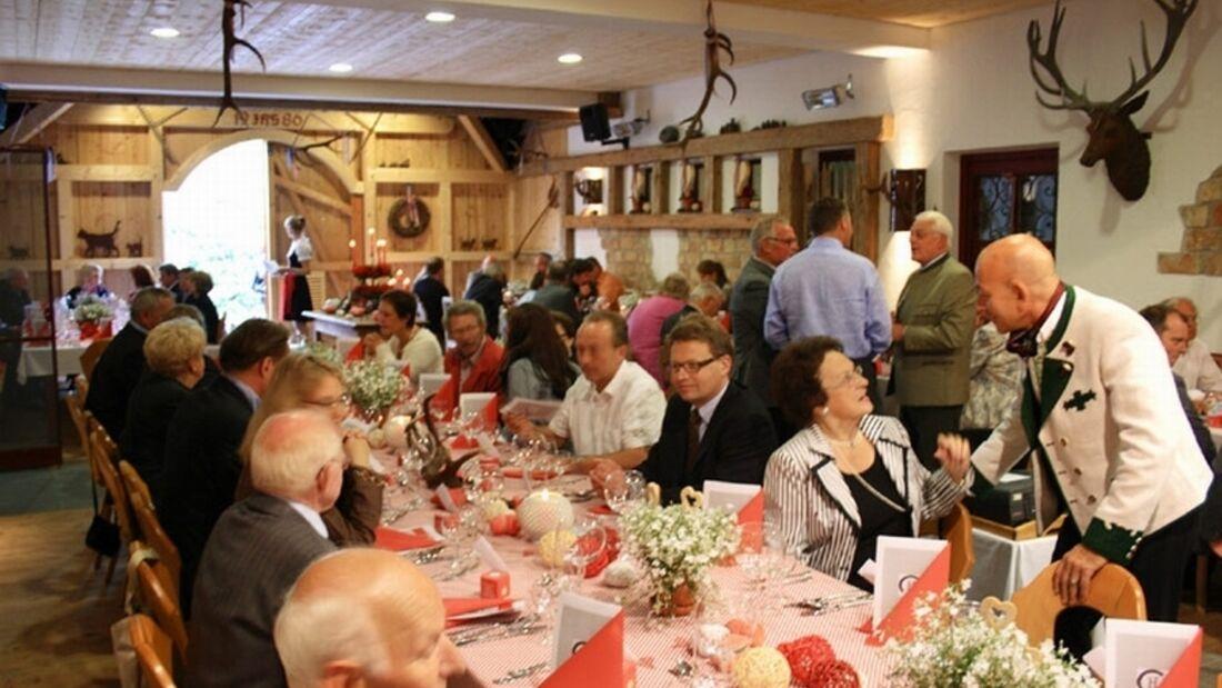 Hartl's Kur- und Feriencamping spendierte für Campingfreunde und Ehrengäste ein großes Fest zum 25-jährigen Jubiläum