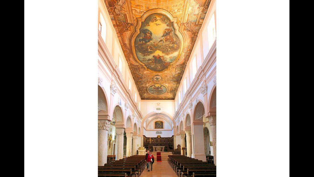 Hauptkirche Santa Maria Oreta von Vieste