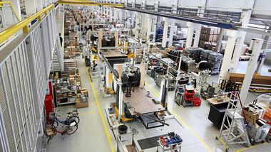 Hersteller Wohnmobile