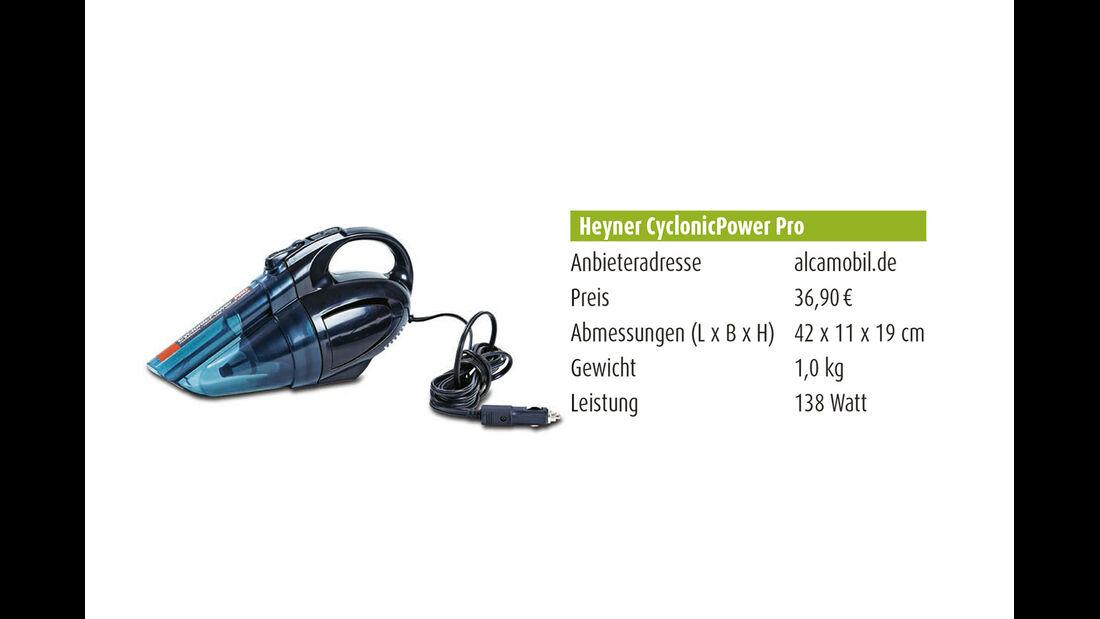 Heyner CyclonicPower Pro