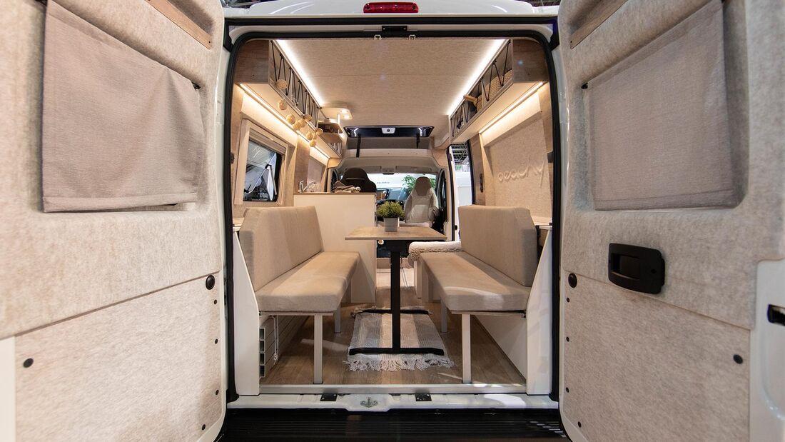 Hobby Beachy Van (2022)