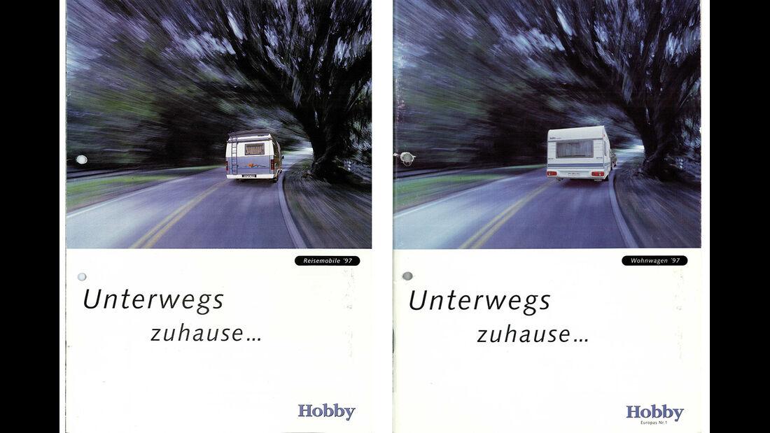 Hobby Historie: 50 Jahre Firmengeschichte