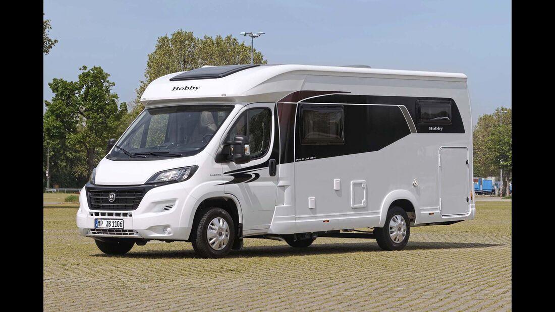 Hobby Optima De Luxe V65 GE