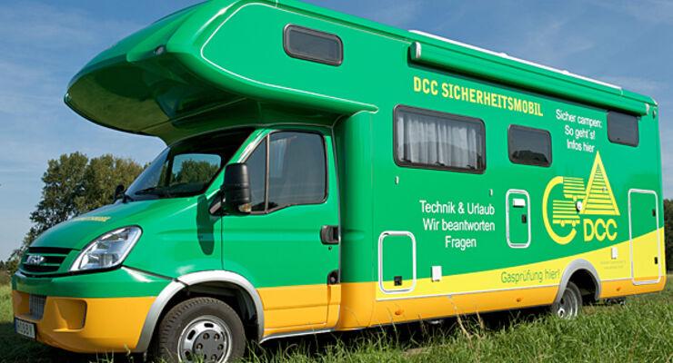 Hobby Reisemobil Sphinx Deutschen Camping-Club DCC