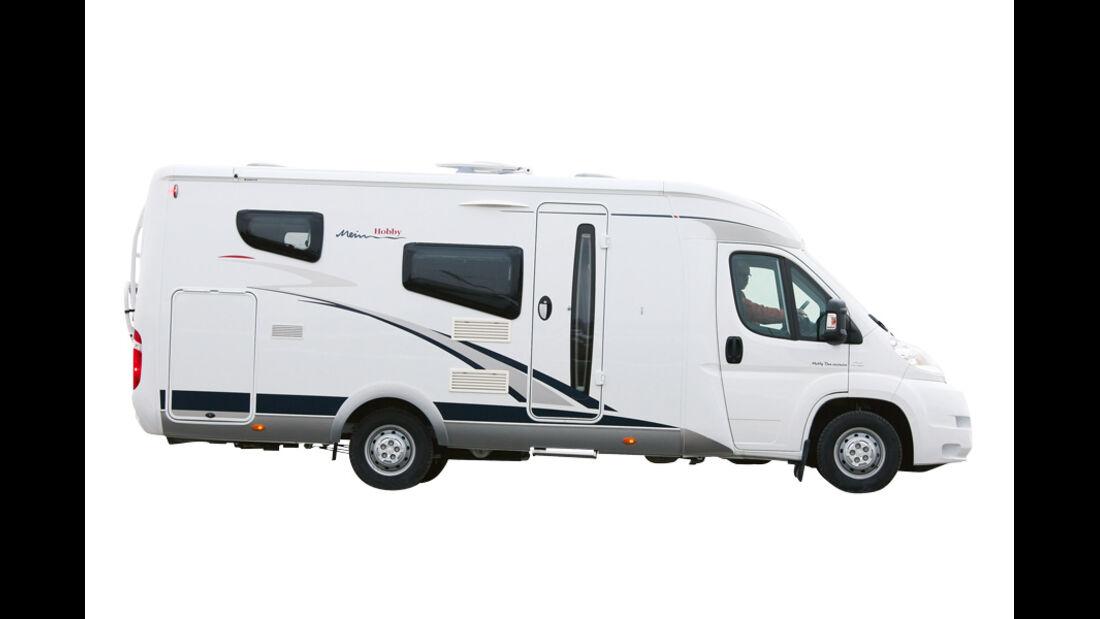 Hobby Van Exclusive DL 500 GESC