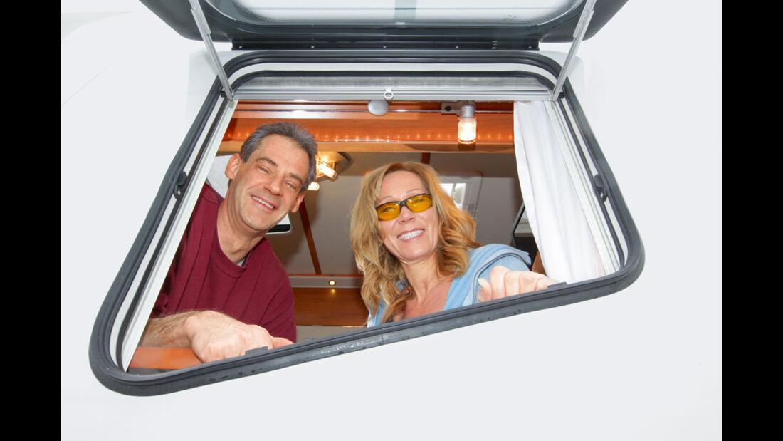 Hobby Van Exclusive DL 500 GESC Fenster