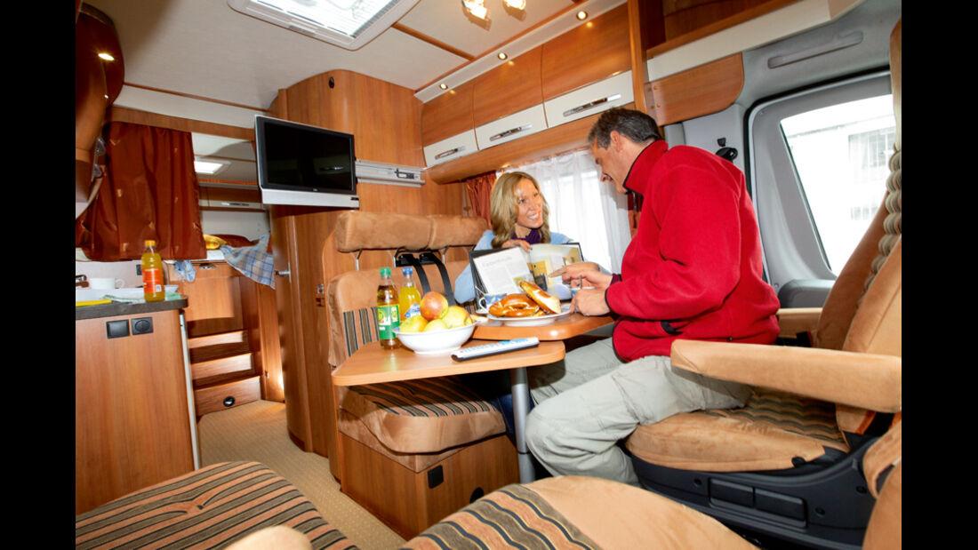 Hobby Van Exclusive DL 500 GESC Sitzgruppe