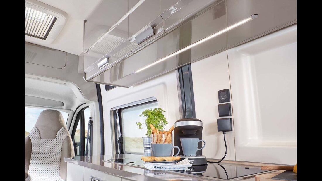 Hobby Vantana Premium K65 ET Küche
