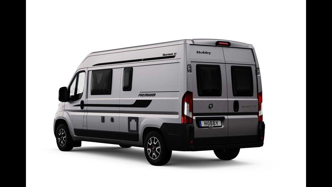 Hobby Vantana Premium K65 ET silber