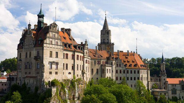 Hohenzollern - Sigmaringen Schloss