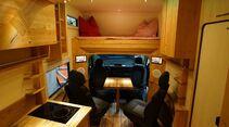 Holzmobil MAN TGE 4x4 (2021)