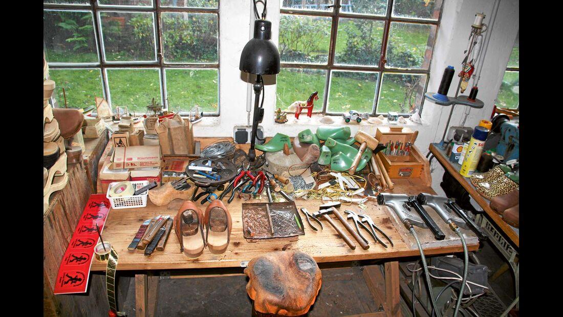Holzschuhmacherei Hamann in Preetz