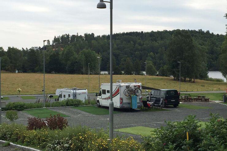Husbils-Ställplats BauerGården