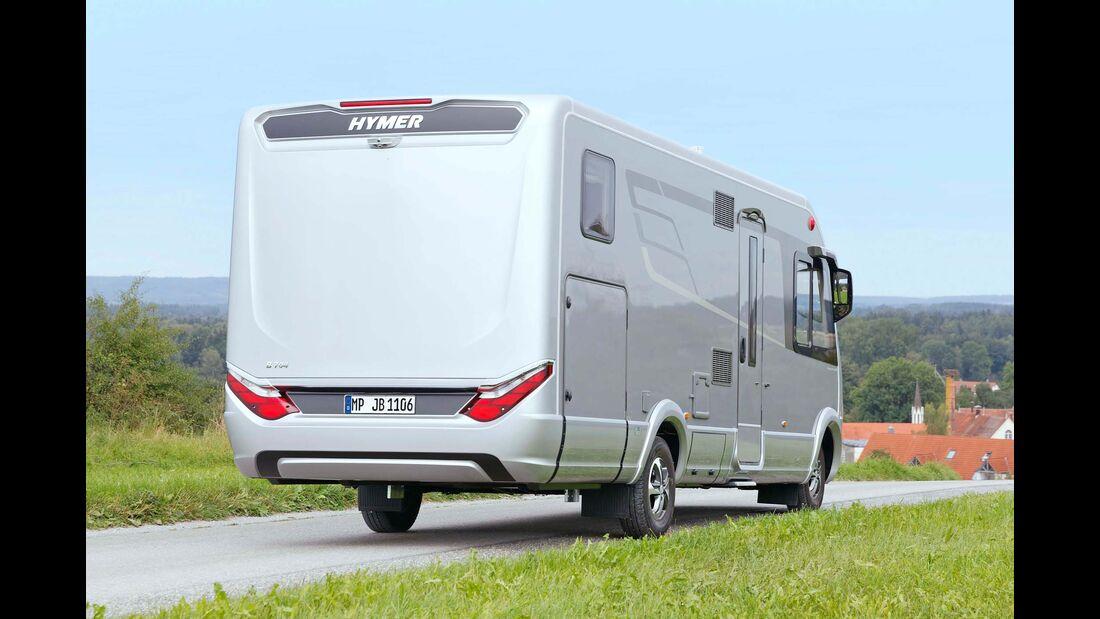 Hymer B-Klasse 701 SL (2018)
