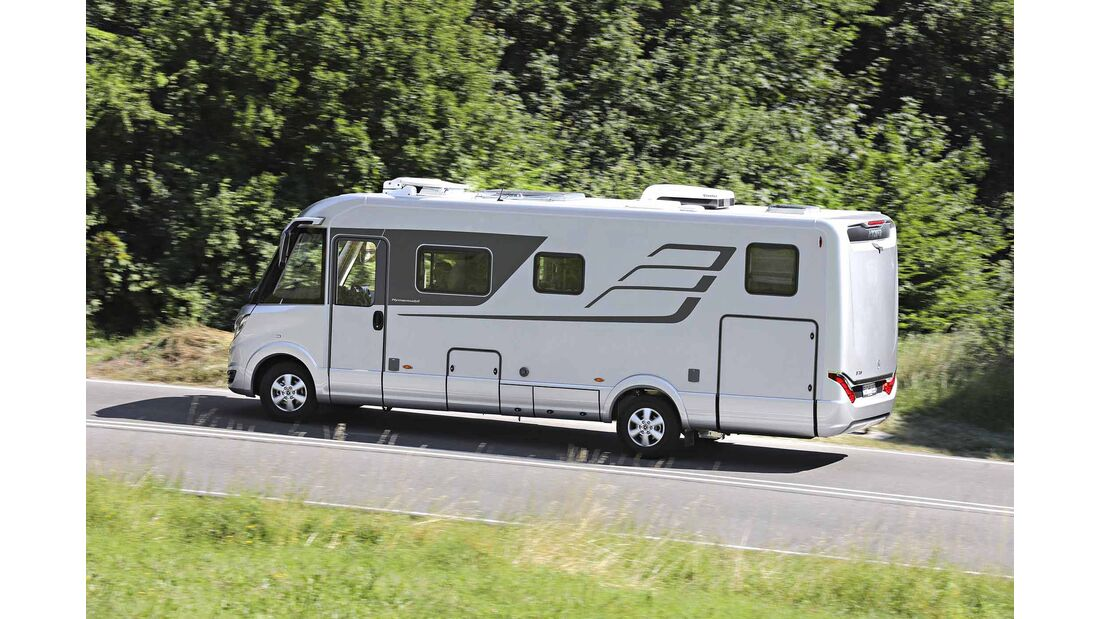 Hymer B-Klasse ML 780 (2020)