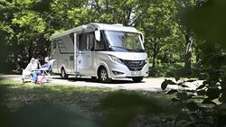 Hymer B-Klasse ML 780 (2020)