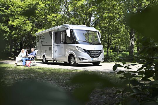 Hymer B-Klasse ML 780