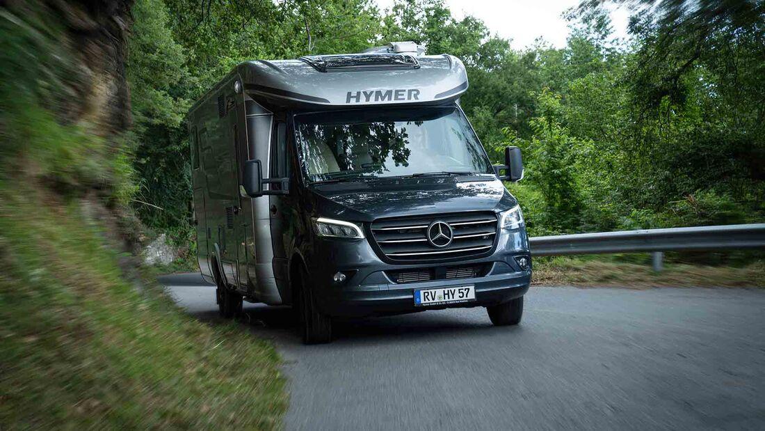 Hymer B-Klasse Masterline T 780 (2021)