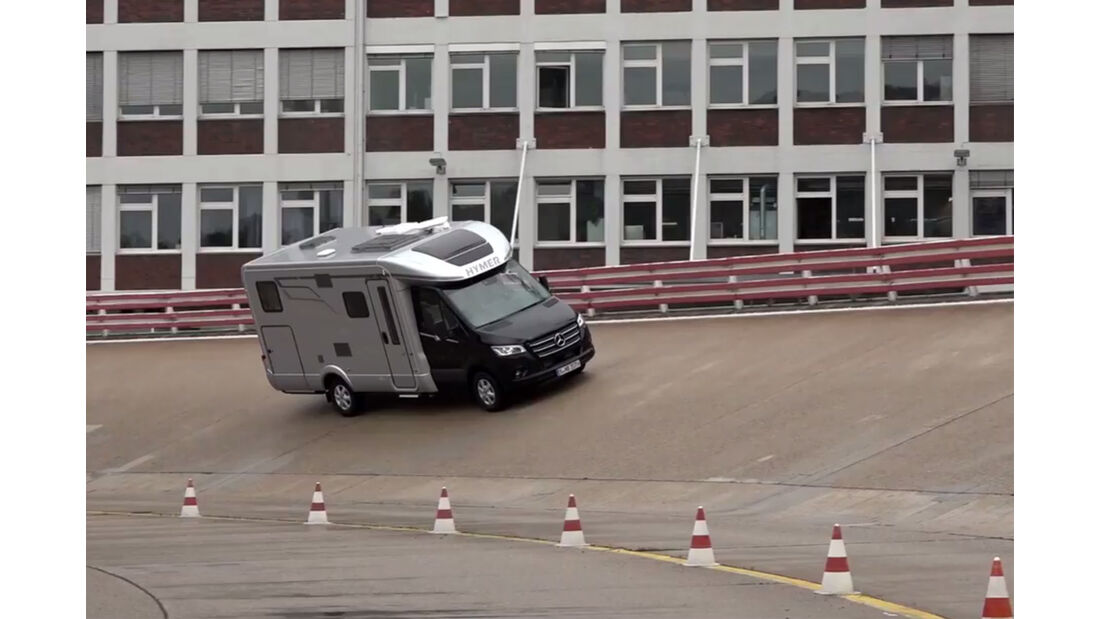 Hymer B-Klasse Modern Comfort (2019)