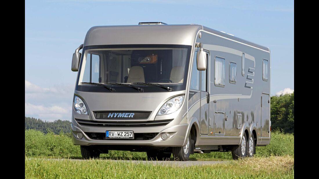 Hymer B-Klasse Premium Line