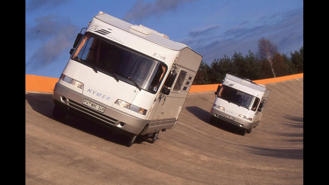 Hymer B-Klasse von 1994