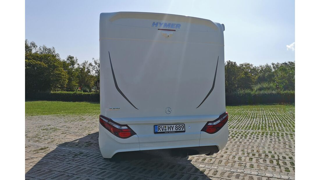 Hymer B MC 580 I (2020)