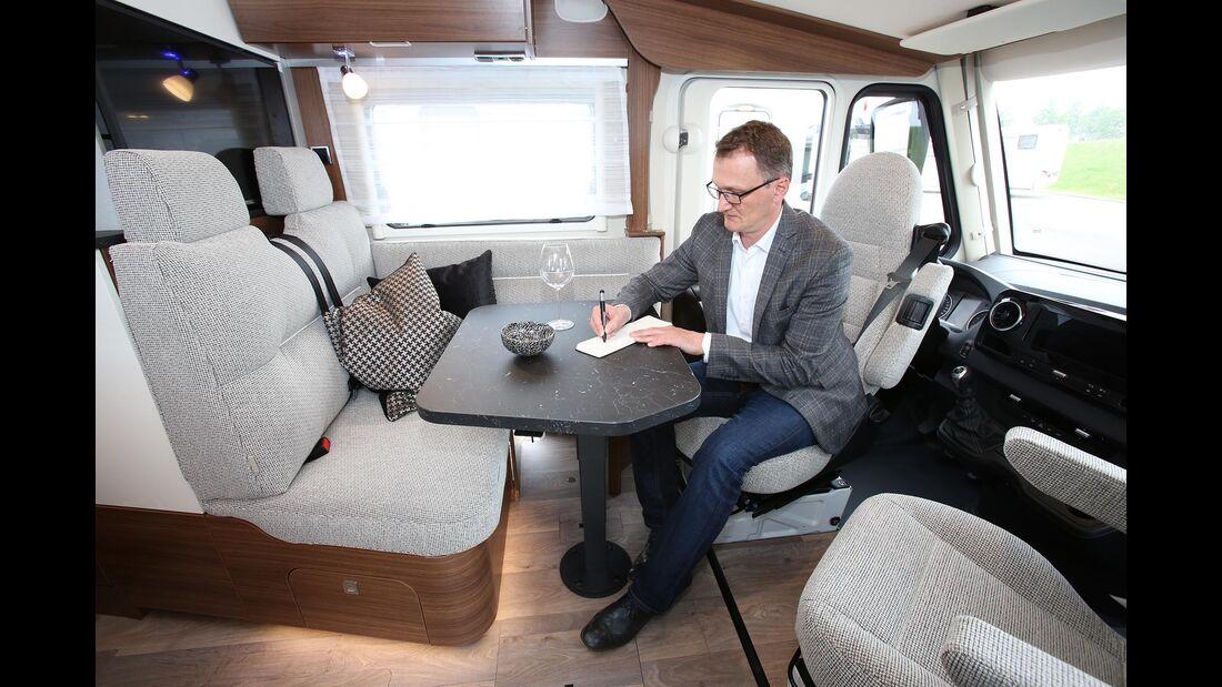 Hymer B Modern Comfort I 560