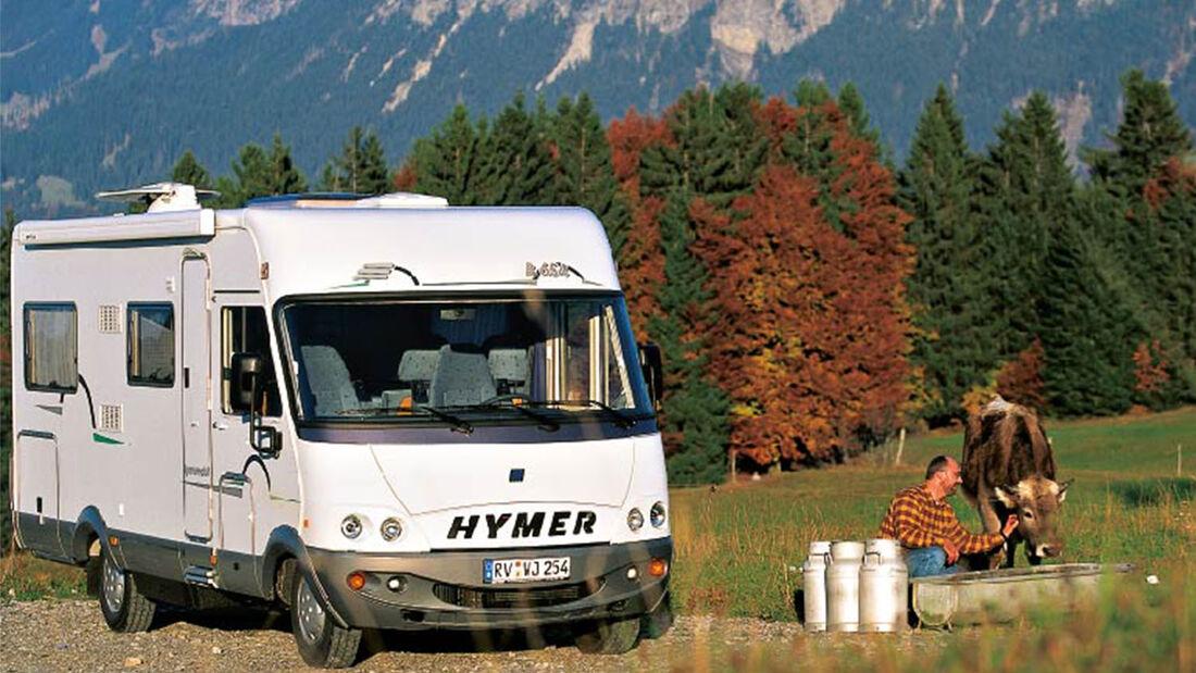 Hymer B-Starline 630