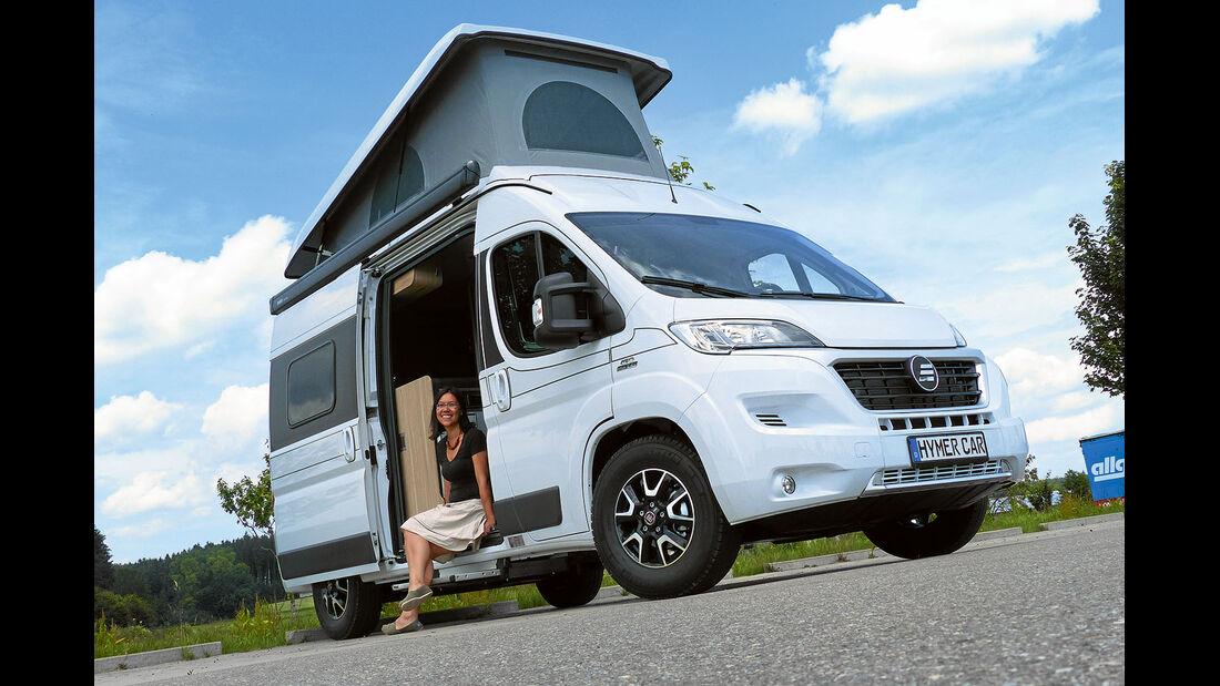 Hymer Campingbus